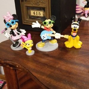 Disney's Mickey Mouse Club House Toy Bundle